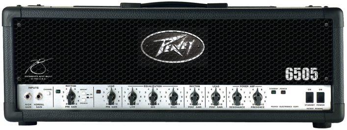 Peavey 6505 Guitar Amp Head 1