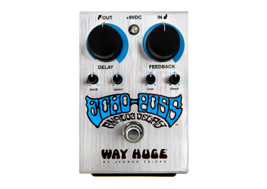 Way Huge Echo Puss Standard Analog Delay Pedal