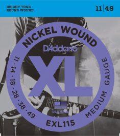 D'Addario EXL115_main