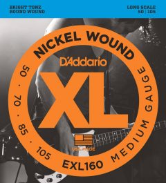 D'Addario EXL160_main