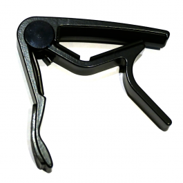 Dunlop-Acoustic-Curved-Trigger-Capo-Black