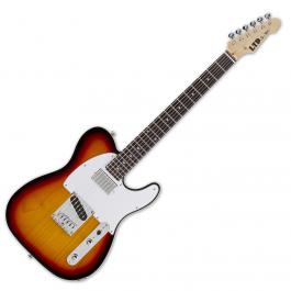 ESP-LTD-Ron-Wood-3-Tone-Burst-3TB