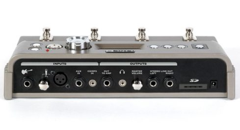 Line 6 JM-4 Looper back