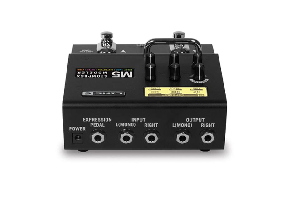 line 6 m5 guitar multi effects pedal live louder. Black Bedroom Furniture Sets. Home Design Ideas