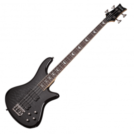 Schecter-Stiletto-Extreme-4-STBLC--See-thru-Black-Bass-Guitar