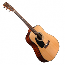 Sigma-DM1-STL-Left-handed-Acoustic-Guitar