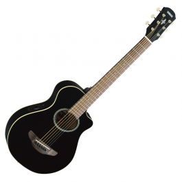 Yamaha-APXT2-BL-Black-Travel-Guitar