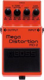 Boss Mega Distortion Pedal