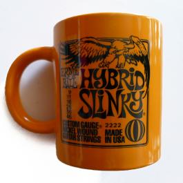 Ernie-Ball-Mug-Hybrid-Slinky-Orange