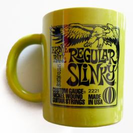 Ernie-Ball-Mug-Regular-Slinky-Green