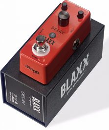 Stagg Blaxx Delay Pedal