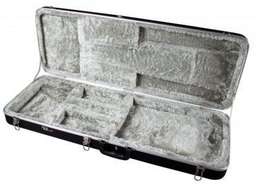 TGI ABS Electric Guitar Hard Case 1303 inside
