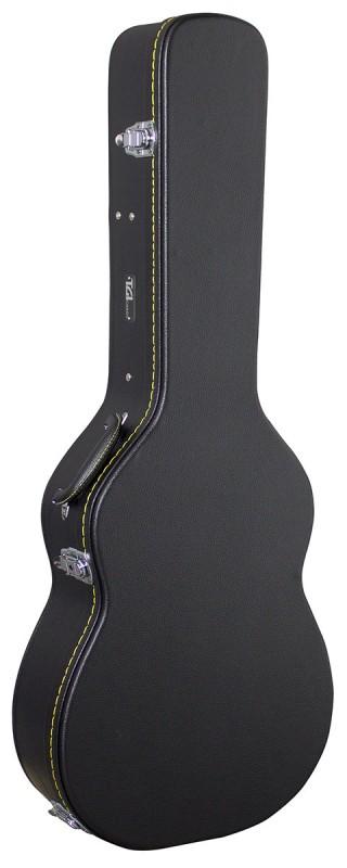 tgi classical guitar wood hard case 1434 live louder. Black Bedroom Furniture Sets. Home Design Ideas