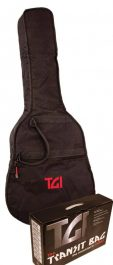 TGI Jumbo Acoustic Guitar Transit Series Gig Bag 4316