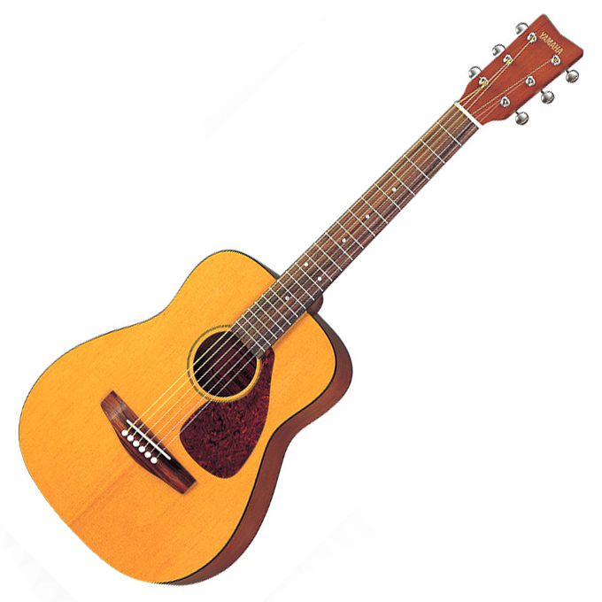yamaha jr1 travel guitar 3 4 sized acoustic guitar with gigbag live louder. Black Bedroom Furniture Sets. Home Design Ideas