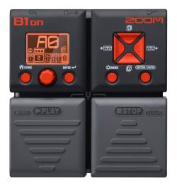 zoom-b1on-bass-multi-effects-pedal