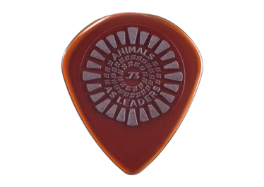 Dunlop Animals as Leaders Primetone Scuplted Plectra Brown