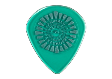 Dunlop Animals as Leaders Primetone Scuplted Plectra Green