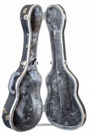 TGI 1317 Baritone Ukulele Hard ABS Case Inside