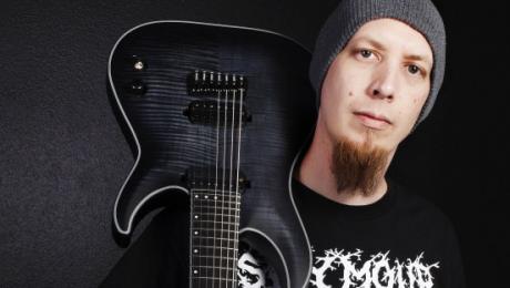 Keith-Merrow-Schecter-Guitars-portrait