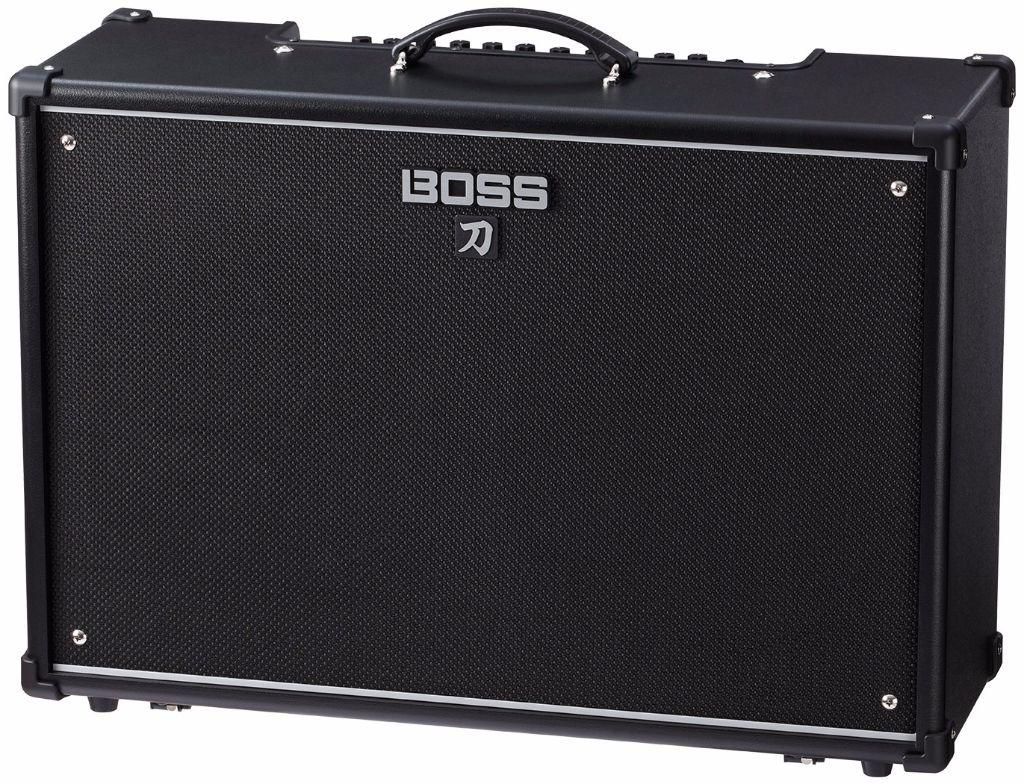 Boss KTN 100 212 Katana Guitar Amp Side
