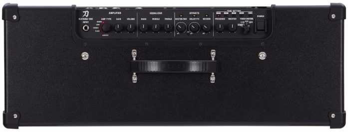 Boss KTN-100-212 Katana Guitar Amp top