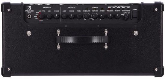 Boss KTN-100 Katana Guitar Amp top