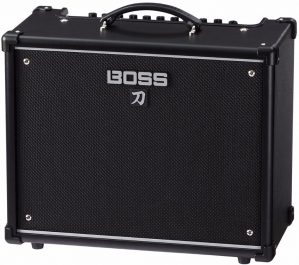 Boss KTN-50 Katana Guitar Amp side