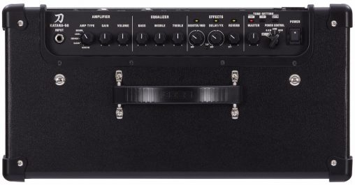 Boss KTN-50 Katana Guitar Amp top