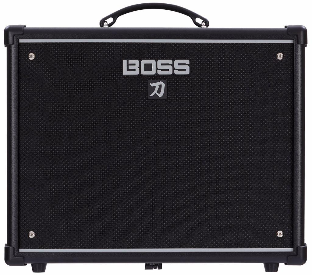 boss ktn 50 katana 50w 1x12 guitar amp live louder. Black Bedroom Furniture Sets. Home Design Ideas