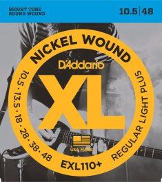 D'Addario EXL110+_main