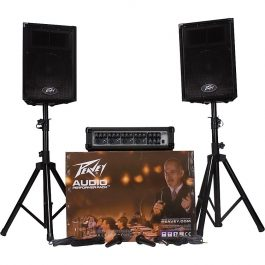 Peavey PVI Audio Performer Pack