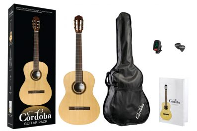 Cordoba Classical Guitar cp100-group