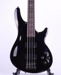 Schecter-Omen-4-Gloss-Black-Bass-Guitar-b
