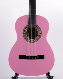 Stagg--C530-TR-Classical-Guitar-three-quarter-size,-Pink-a