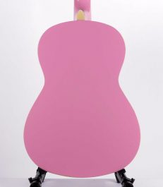 Stagg--C530-TR-Classical-Guitar-three-quarter-size,-Pink-d