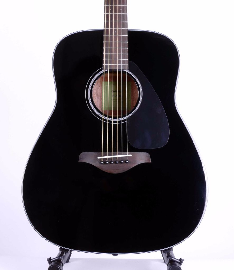 yamaha fg800 bl acoustic guitar black live louder. Black Bedroom Furniture Sets. Home Design Ideas