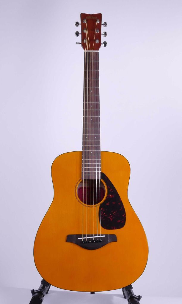 yamaha jr1 travel guitar 3 4 sized acoustic guitar with