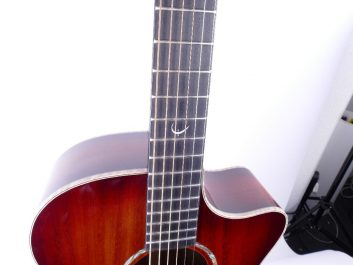 Faith FVBMB Venus Blood Moon Burst Electro Acoustic Guitar