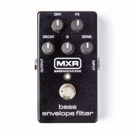 MXR® BASS ENVELOPE FILTER M82