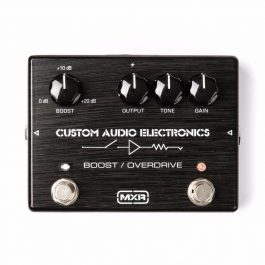 MXR® CAE BOOST OVERDRIVE MC402