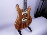 PRS SE Custom 22 Semi-Hollow Zebrawood Limited Edition 6