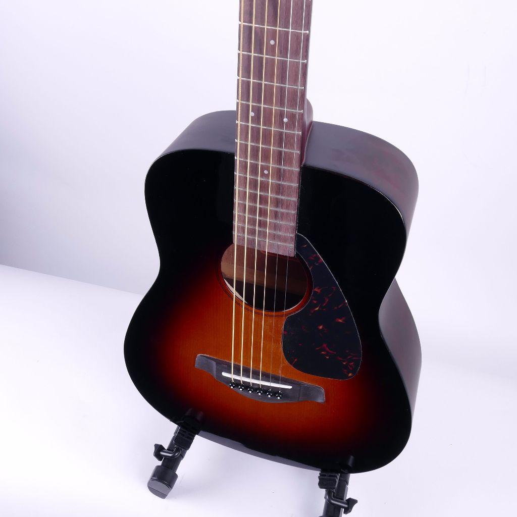 yamaha jr2 tbs 3 4 sized acoustic guitar gigbag tobacco brown burst live louder. Black Bedroom Furniture Sets. Home Design Ideas