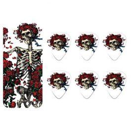 Grateful Dead Pick Tin GDPT01M Medium
