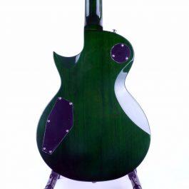 ESP LTD EC-256 STG See Thru Green Back