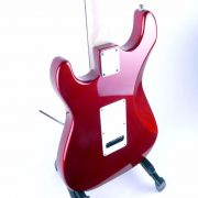 G&L Tribute Legacy Candy Apple Red Front Side Back