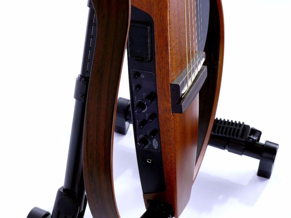 yamaha silent guitar slg200s with gigbag ex demo live louder. Black Bedroom Furniture Sets. Home Design Ideas