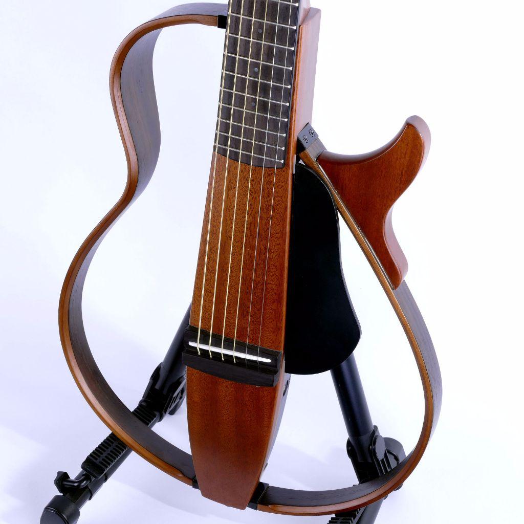yamaha silent guitar slg200s with gigbag ex demo live. Black Bedroom Furniture Sets. Home Design Ideas