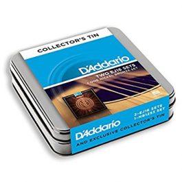 D'addario DA-UK05 Collector's Tin EJ16 NB1253