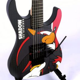 ESP Ltd SD-15TH Shadow the Hedgehog Guitar